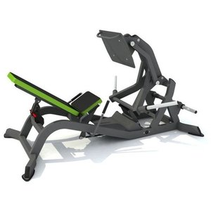 Angled Leg Press, pendulum motion Inter Atletika XR202M